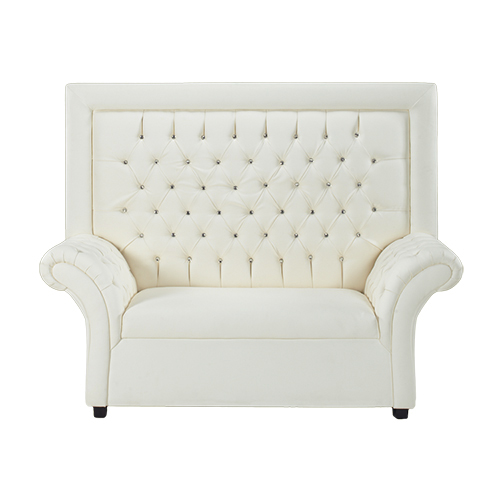 Crystal Loveseat