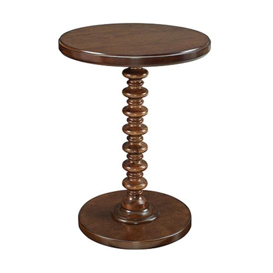 Phoebe Table - Hazelnut
